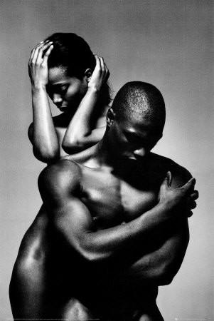 Black man nake